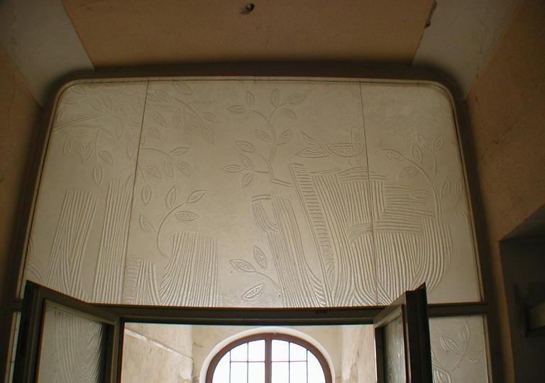 Wiederaufbau des Museums